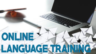 ONLINE LANGUAGE TRAINING